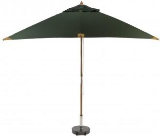 2m x 2m Sturdi Plus Green Parasol