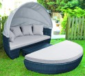Outdoor Rattan Day Bed