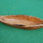 Teak Root Boat Bowl