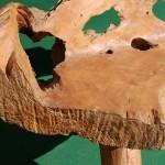 Teak Root Bench Extra Large