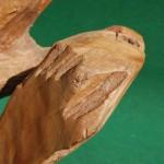 Teak Root Bench Large