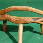 Teak Root Bench Medium