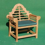 Teak Lutyens Chair Cushion