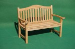Teak Royal Garden Bench
